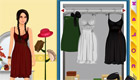 famosos : El armario de la protagonista de High school Musical