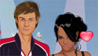 famosos : Viste a Troy y Gabriella de HSM