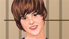 famosos : Juego de vestir de Justin Bieber