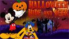 gratis : Especial Halloween - Juego de Mickey