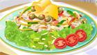 cocina : Una receta dietética - 6