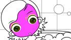 gratis : ¡Colorea el cuarto de baño de Candice! - 11