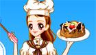 vestir : Viste a Marion, la chef pastelera.