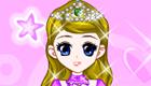 vestir : Colorear a una princesa