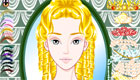 maquillaje : Princesa Elisabeth