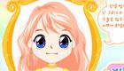 maquillaje : Lalabel, la heroína de los dibujos animados