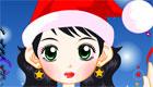 maquillaje : Juegos de Navidad - La hija de Papá Noel - 3