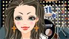 maquillaje : Nadia, una chica a la que le encanta el rock - 3