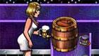 cocina : Una chica camarera de discoteca - 6