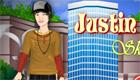famosos : Juego de cambio de imagen de Justin Bieber