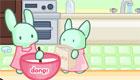 cocina : La pastelería con los conejos