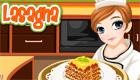 cocina : Cocina lasañas