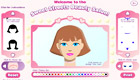 maquillaje : El salón de belleza