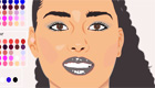 maquillaje : Cámbiale el look a Alicia Keys - 3