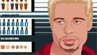 maquillaje : Brad Pitt