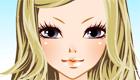 maquillaje : Clémentine en la campiña