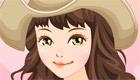 maquillaje : Una chica en Texas