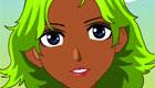 maquillaje : Cambio de look de Jasmine