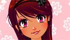 maquillaje : Una chica a la que el encanta el surf
