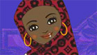 vestir : Juego de estilo marroquí