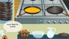 cocina : Un juego gratuito de cocina