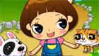 gratis : Juego de animales para chica