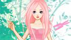 vestir : Princesa rosa