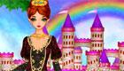 vestir : Juego de vestir de princesa