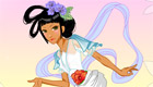 vestir : Mindy, una princesa asiática