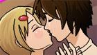 gratis : Juego de amor y besos