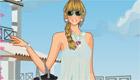 vestir : Juego de vestir de verano - 4