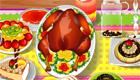 cocina : Juego de Acción de Gracias - 6