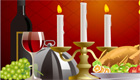 decoración : Cena de Acción de gracias