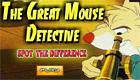 Encuentra las diferencias - ¡el ratón detective!