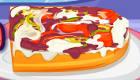 Tostadas de pizza