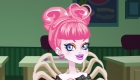 Juego de vestir a C.A. Cupid de Monster High