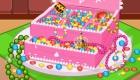 Juego de pastel de joyas