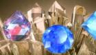 Juego de lógica con diamantes