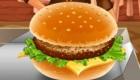 Juego de tienda de sandwiches y hamburguesas