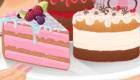 Cocina deliciosos pasteles