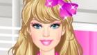Vestir a Barbie para la fiesta de pijamas