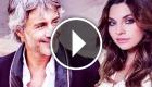 Sergio Dalma y Leire - La Cosa Mas Bella