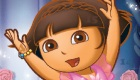 Juego de números ocultos con Dora