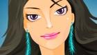 Maquillaje de polvo de hadas