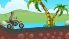 Juego de carrera de motos
