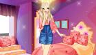 Juego de vestir de moda adolescente