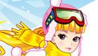 Vestirse para esquiar en navidad