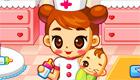 Enfermera para bebés de Juegosxachicas