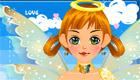 Angela, una chica mariposa