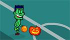 Baloncesto de Halloween